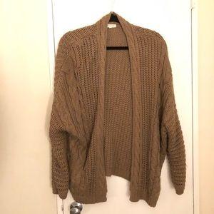 LA Hearts Knit Cardigan One Size